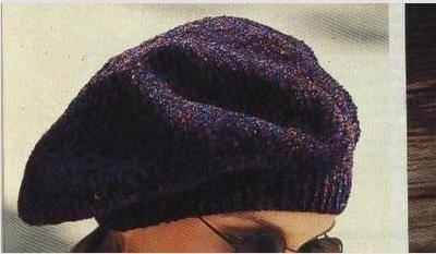 bonnet de femme pour un contour de tête de 52 cm matériel fil de ...