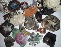 Principales minerales en el cuerpo humano