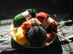 Trucos para aprender a tejer con dos agujas